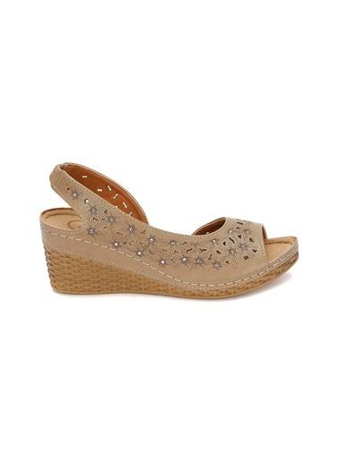 Polaris Ayakkabı Camel
